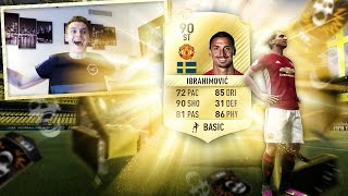 OMFG MY BEST PACK EVER!!! - INSANE FIFA 17 RARE 2 PLAYER PACK OPENING!!!