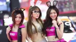 Liên Khúc Nhạc Trẻ Remix Hay Nhất 2015 Gái (Girl) Xinh Kute - Người Mẫu xe hơi Korea