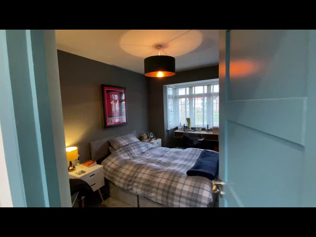Double bedroom in modern, stylish house  Main Photo