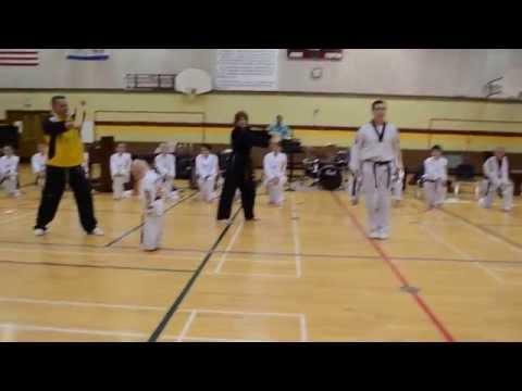 Taekwondo Demonstration, Martial Arts America