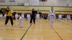 Taekwondo Demonstration, Martial Arts America