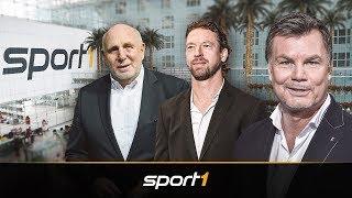 Der CHECK24 Doppelpass mit Dieter Hoeneß und Steffen Freund - Ganze Folge | SPORT1