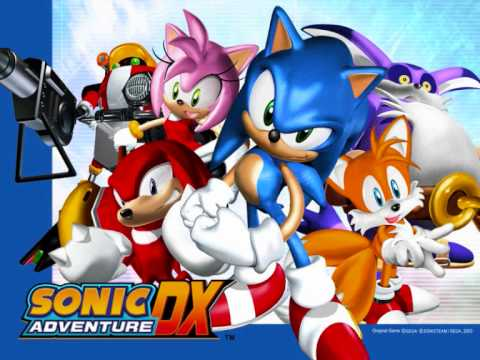 Sonic Adventure DX: Join Us 4 Happy Time... For Chao Race