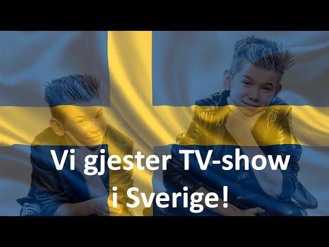 Marcus & Martinus - Vi drar til Sverige