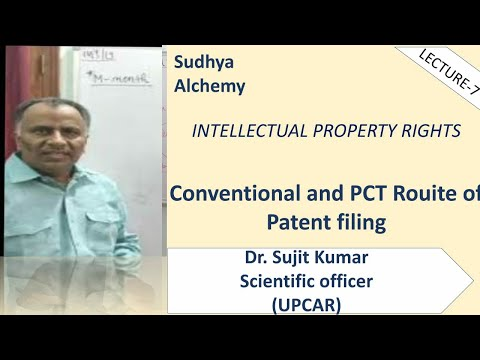 Conventional And PCT Route Of Patent Filing