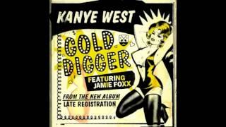 Kanye West - Gold Digger (true instrumental)