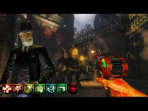 SHADOWS OF EVIL Y ASCENSION EASTER EGGS | BLACK OPS 3 ZOMBIES