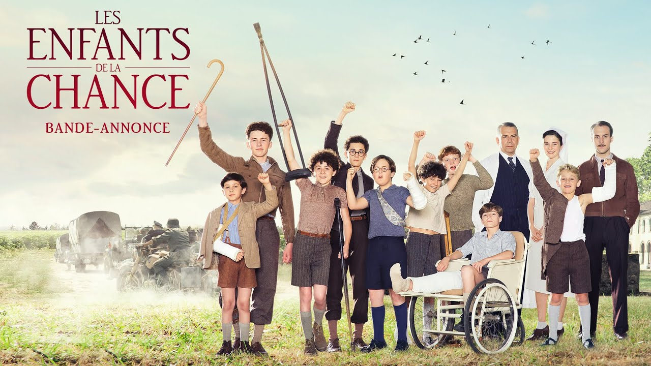 LES ENFANTS DE LA CHANCE - Bande-annonce - Un film de Malik Chibane