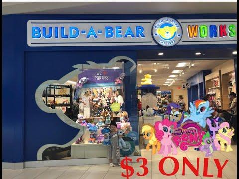 Build A Bear $3 My Little Pony