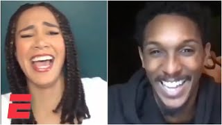 Flashback: Lou Williams says Magic City is his favorite restaurant   WYD? with Ros Gold-Onwude