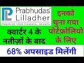 Quarter 4 Results Session Completed | Prabhudas Lilladher Picks these Stocks for maximum gain