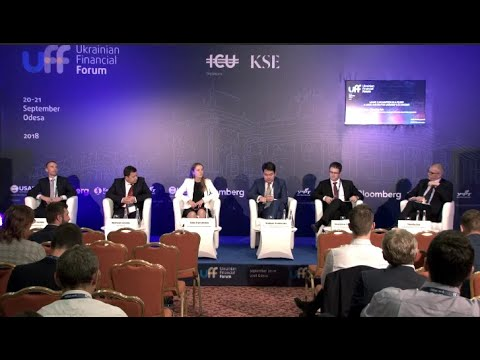 #UkrFinForum18 -- WHAT CAN HAPPEN IN A YEAR? A LOOK AHEAD FOR UKRAINE'S ECONOMY panel