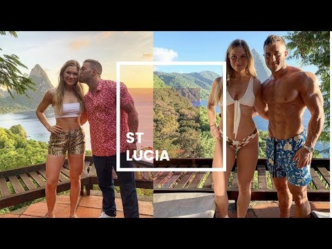 OUR TRIP TO ST LUCIA