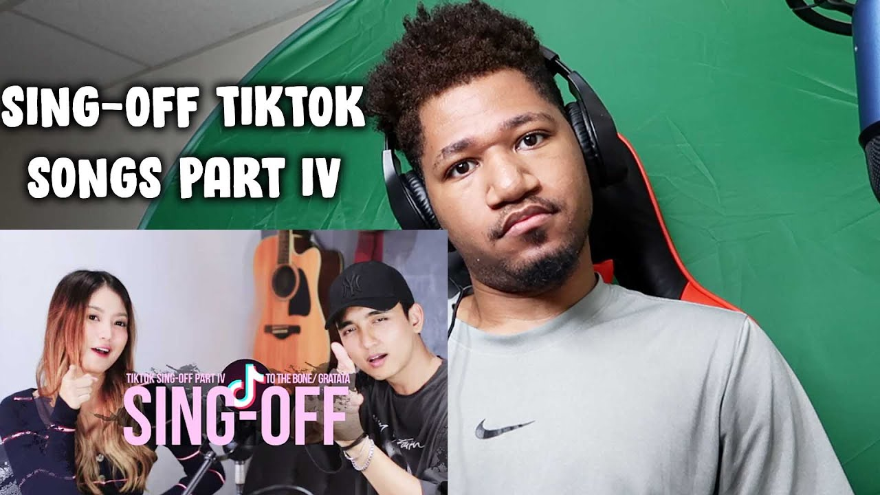 SING-OFF TIKTOK SONGS Part IV (Gratata, To The Bone, Bruno Mars) vs Mirriam Eka (REACTION!!)