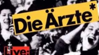 Die Ärzte - Live in Marburg 1988 (Bootleg)