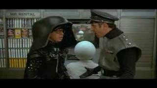 Spaceballs - We're at now-now.