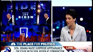 Joe Biden Speaks, and Analysis - 2008 Democratic National Convention