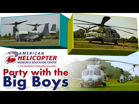 American Helicopter Museum & Education Center