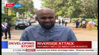 After over 18 hour operation, sense of normalcy at Riverside finally restored