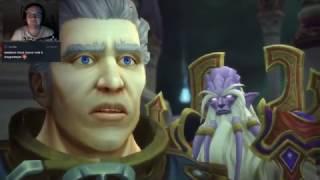 """Смотрю патч World of Warcraft 7.2 """"Гробница Саргераса"""""""
