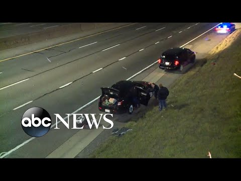 Download Youtube: New developments in series of shooting on Detroit highway