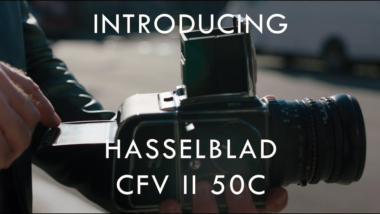 Hasselblad X1D II 50C, a camera to optimize the X System by Jose