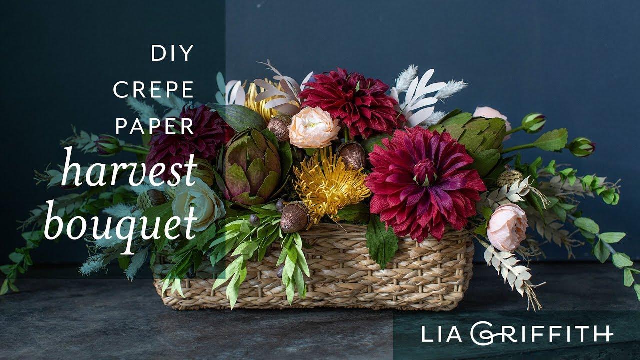 Video: How to Arrange a Thanksgiving Centerpiece