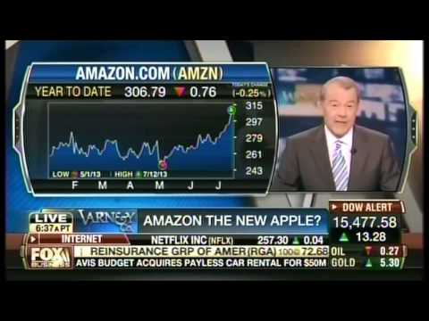 Is This the End of BlackBerry/Apple Stock/Is Amazon the New Apple?