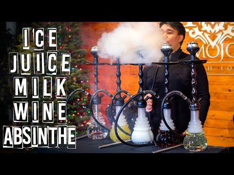 Tutorial for Beginners: 5 Ways to Smoke Perfect Hookah