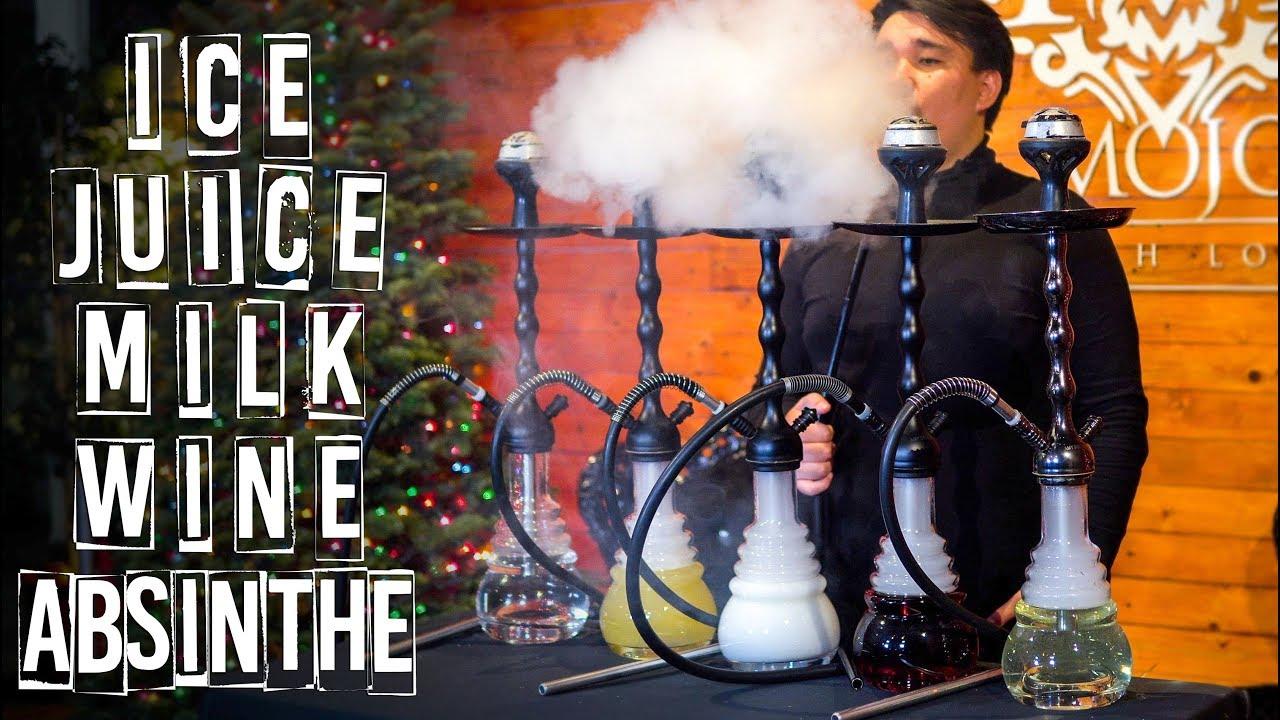 Tutorial For Beginners 5 Ways To Smoke Perfect Hookah Youtube