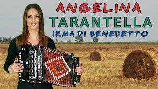 ANGELINA (Tarantella) IRMA DI BENEDETTO  Organetto Abruzzese Accordion di Coladarci e Di Giovanni
