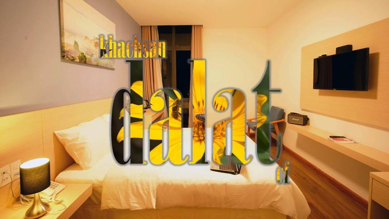 Khách Sạn Đà Lạt 2 Sao Giá Rẻ NGÀN HOA