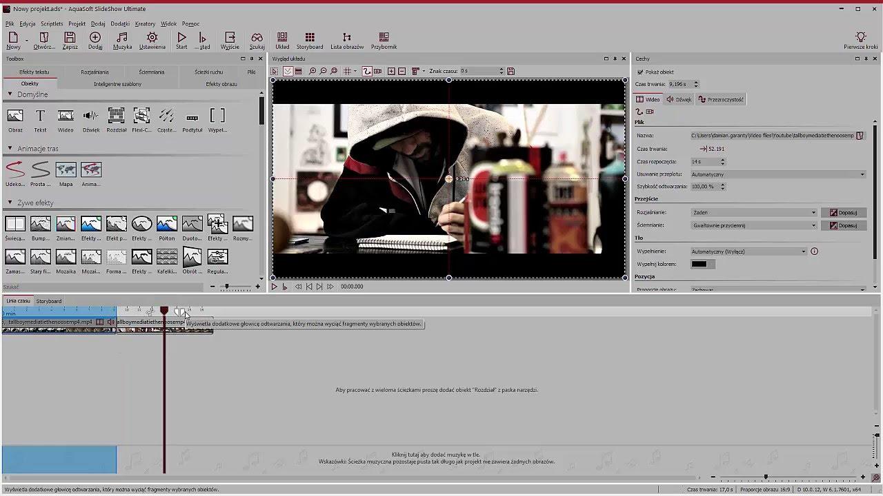AquaSoft SlideShow 10: Edycja wideo - YouTube