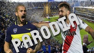 Cancion Boca vs River 2-2 (Parodia Mia - Bad Bunny feat. Drake)