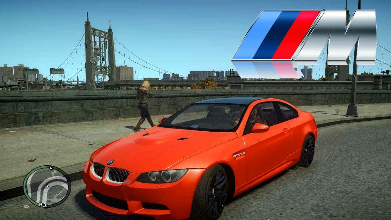 bmw m3 e92 zcp 2012 gta iv mod youtube. Black Bedroom Furniture Sets. Home Design Ideas