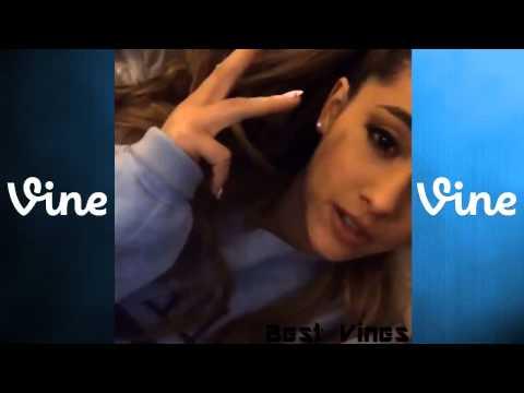 Ariana Grande Best Vine Compilation ALL VINES ★★★ HD