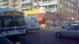 MTA Bus Company: 206 New Flyer C40LF CNG on Q25