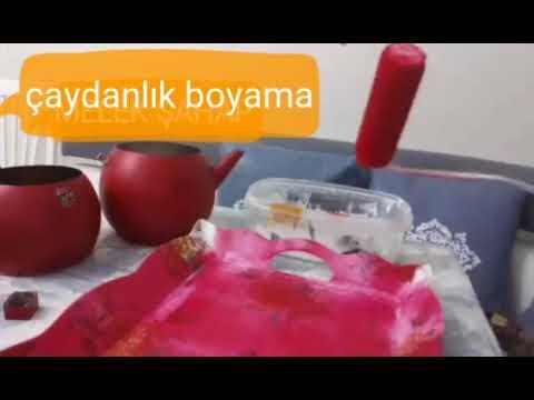çaydanlik Boyama Youtube