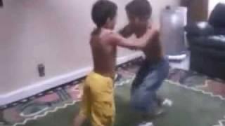 john cena vs the rock too young kids