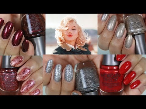 Morgan Taylor the Marilyn Monroe Forever Fabulous Collection