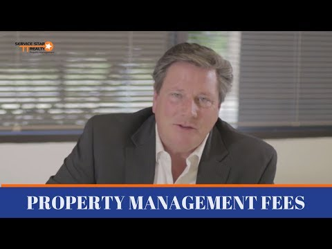 The Types Of Property Management Fees By Service Star Realty Phoenix Property Management