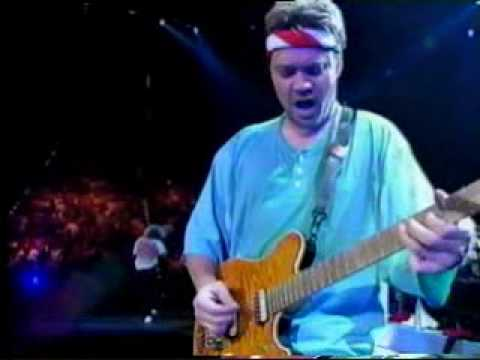 Van Halen - Right Now (live 1995)