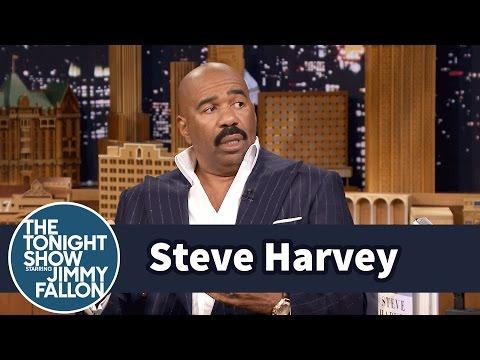 Steve Harvey's Inspirational Advice about Taking Leaps of Faith