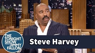 Steve Harvey's Inspirational Advice about Taking Leaps of Faith