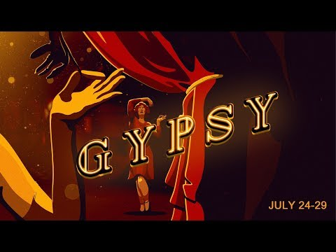 GYPSY - JULY 24-29 - BROADWAY AT MUSIC CIRCUS (HIGHLIGHTS REEL)