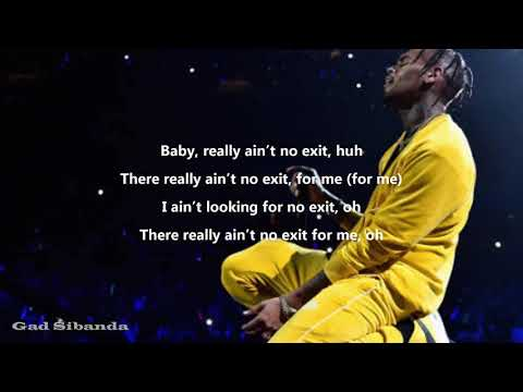 Chris Brown-No Exit(Lyrics)HOAFM