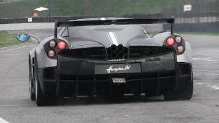 Best Cars Sounds Vol. 8 - Sauber C11, Diablo GT, 333 SP, Huayra BC, Viper GTS & More!!