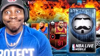 movember pack opening antodaboss more nba live mobile 16 gameplay ep 38