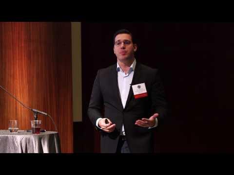 Alexander Barthalis at 2016 ACPP Conference, Las Vegas