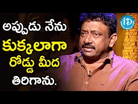 director-ram-gopal-varma's-relationship-with-money-|-ramuism-2nd-dose